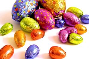 HOW many calories in Easter eggs?! And burning those off…