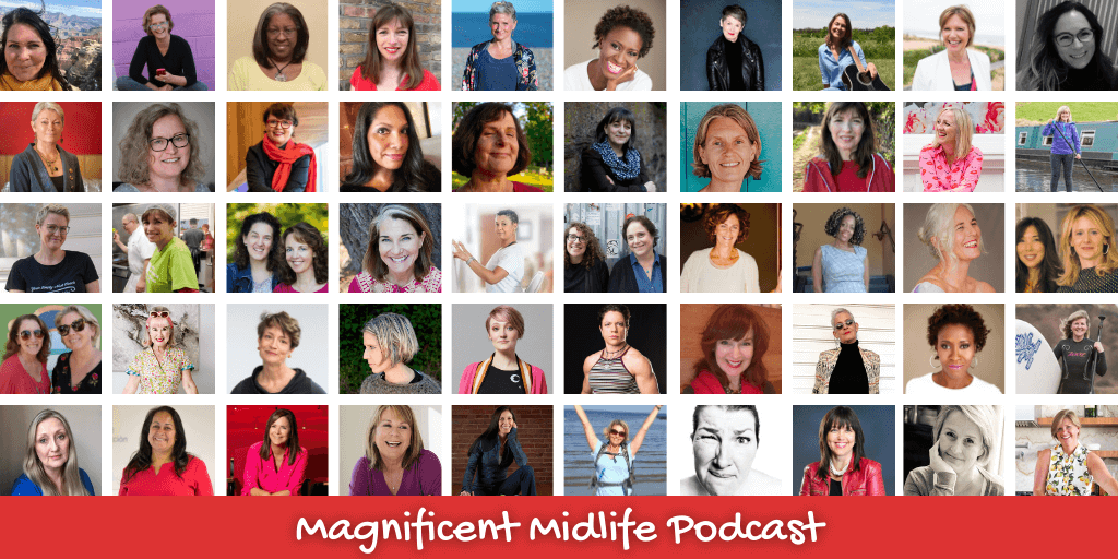 Magnificent Midlife Podcast