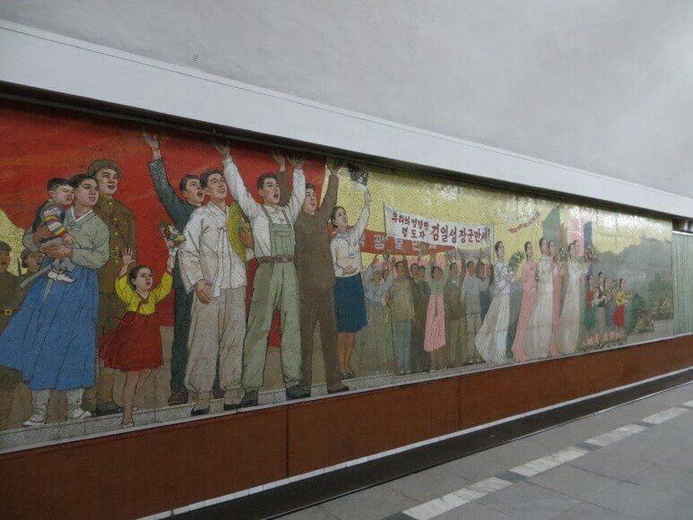 Pyongyang North Korea 12