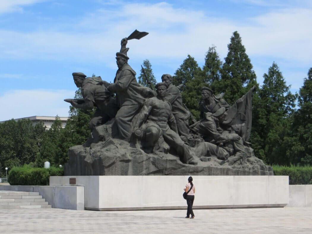 Pyongyang North Korea 17