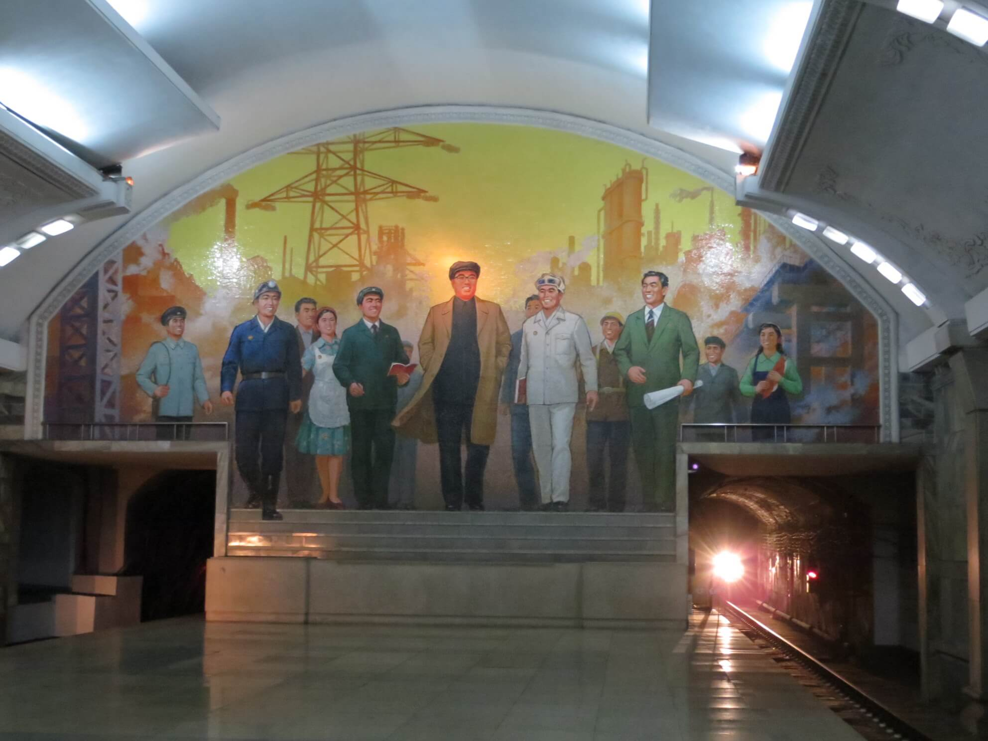 Pyongyang North Korea 8