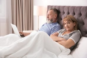 The Couplepause – is menopause holding your love-life to ransom?