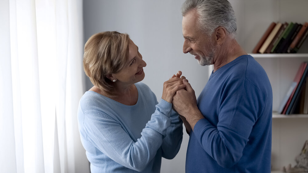 how to find love again in later life