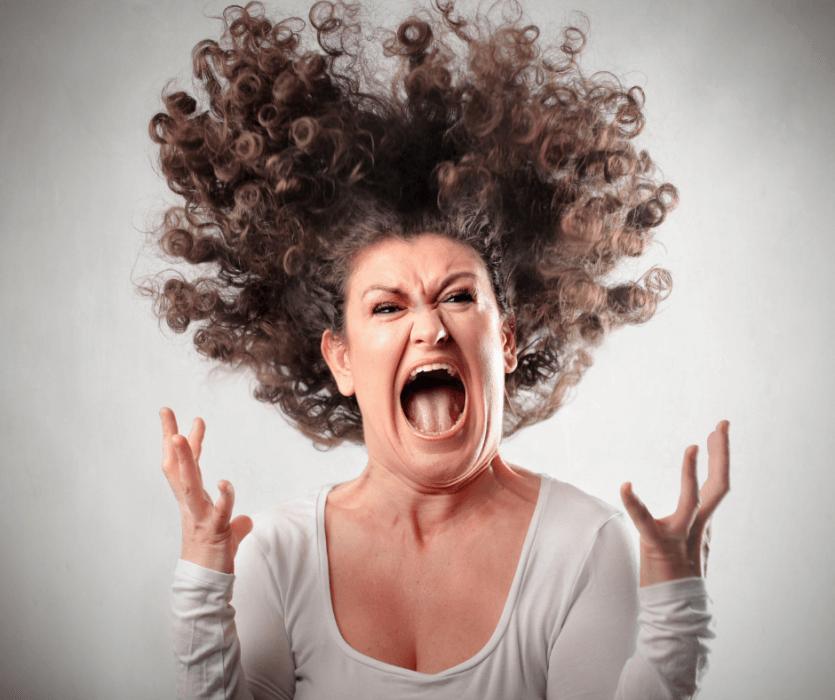 Perimenopausal Rage