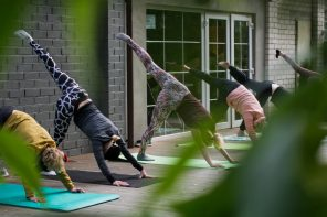 Why Yoga And Meditation Are Great For Women in Midlife